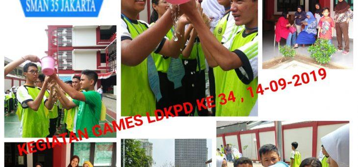 LDKS SMAN 35 Jakarta Tahun 2019/2020
